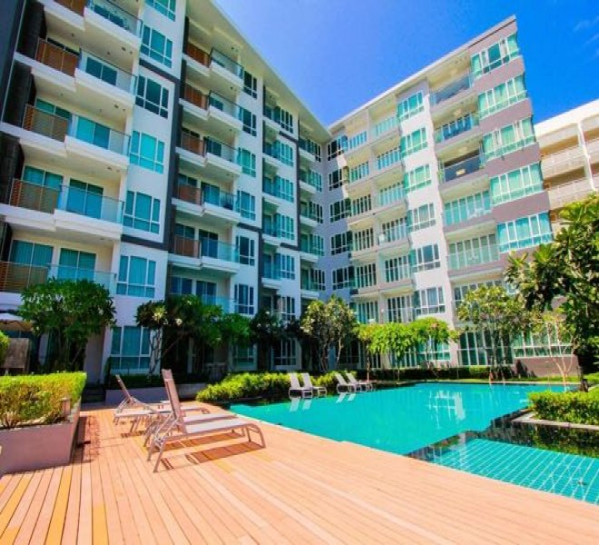 Crystal View Apartments: Real Estate Agent Hua Hin