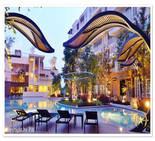 2 Bedroom Apartment In Luxury New Building Autumn Hua Hin Property Search